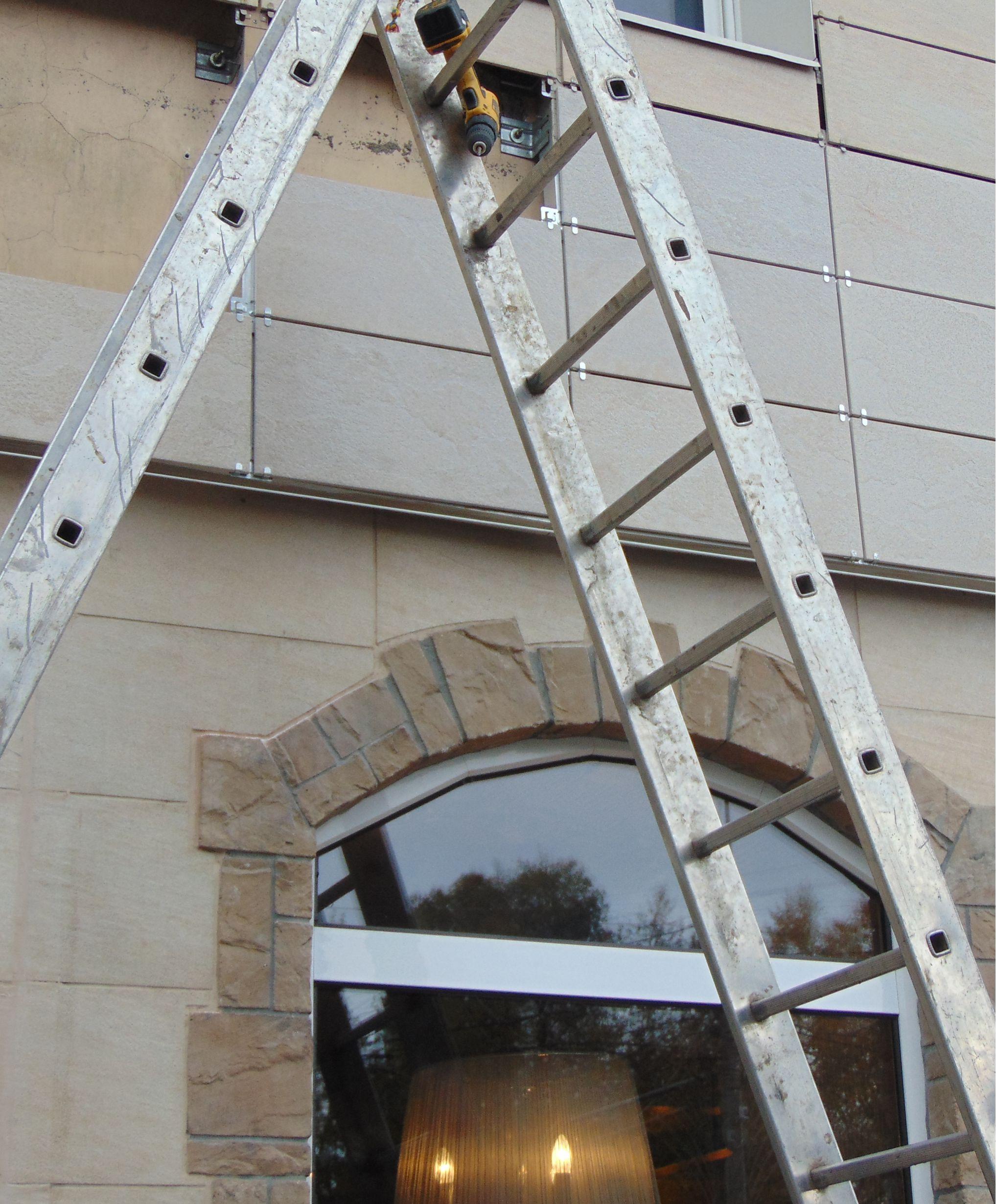 Ремонт зданий и фасадов это капитальный ремонт